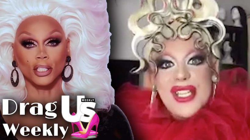 RuPaul's Drag Race UK Anubis On Elimination & Thoughts On The Other Contestants | Drag Us Weekly