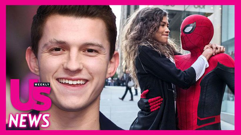 Tom Holland Cried After Scene W/ Zendaya & Says New Spider Man Being 'End of the Franchise'