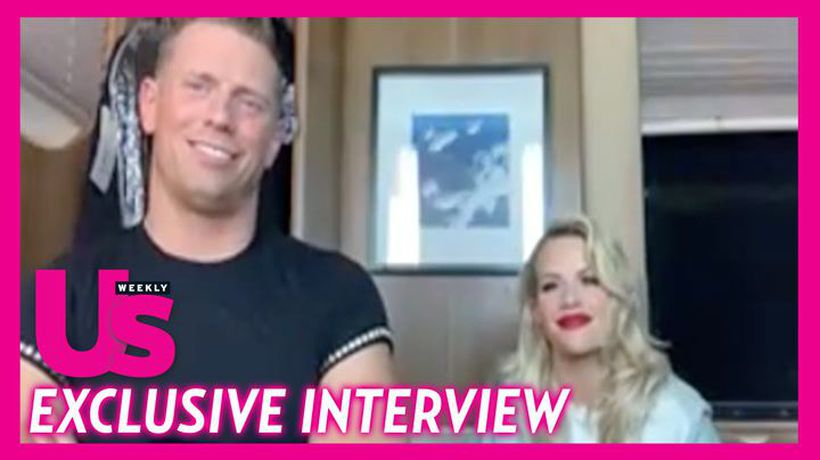The Miz Reveals How Much Weight He's Lost On 'Dwts'