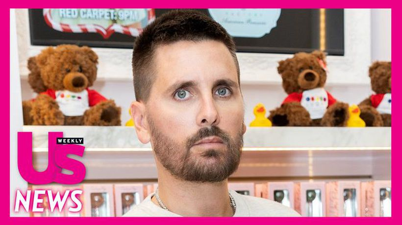 Scott Disick 'Avoids' Family Events Because of Travis Barker