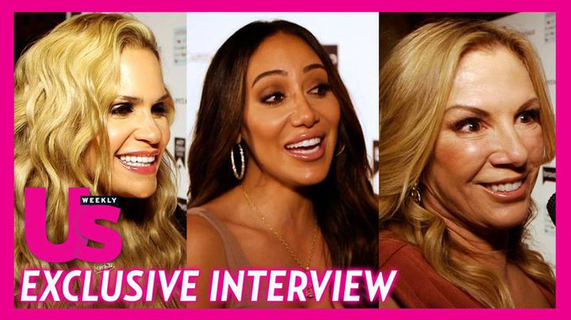 Melissa Gorga And More Weigh In On Speculation Teresa Giudice And Louie Will Be Engaged Soon