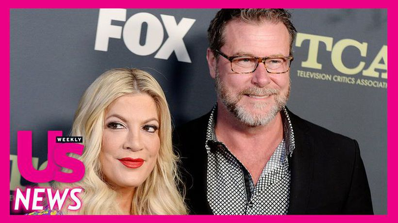 Tori Spelling and Dean McDermott Are Staying Together 'for the Kids' Sake' Amid Split Rumors
