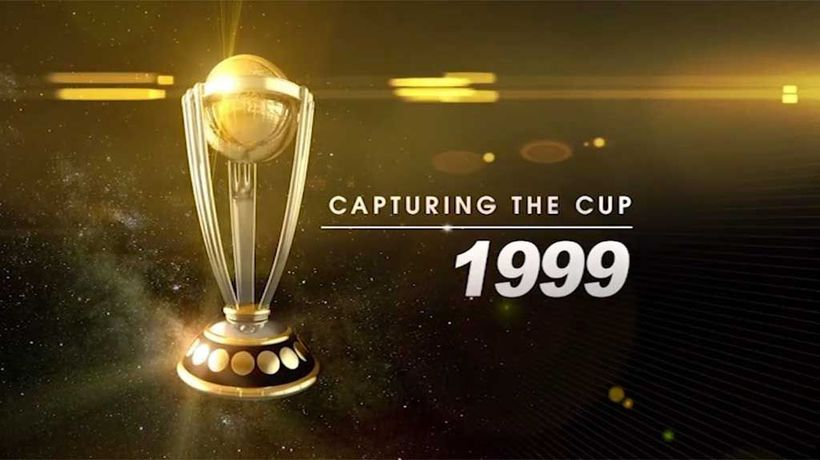 Capturing The Cup - Cricket World Cup 1999