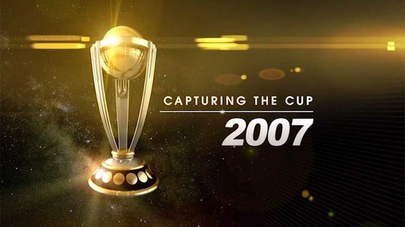 Capturing The Cup - Cricket World Cup 2007