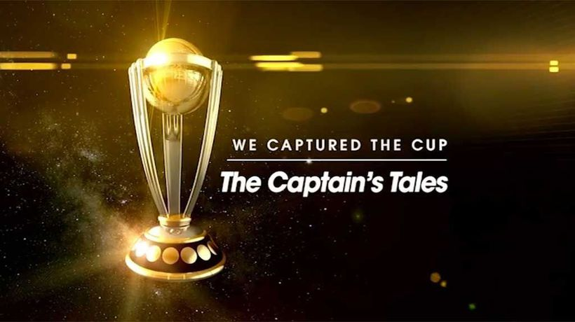 Capturing The Cup - Cricket World Cup Captain's Tales