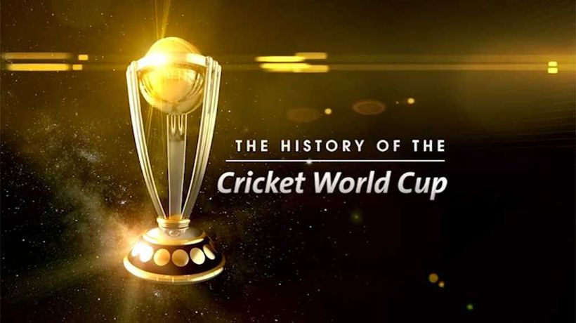 Capturing The Cup - History of the Cricket World Cup 2