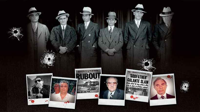 The Mafia's Greatest Hits - Charles Lucky Luciano