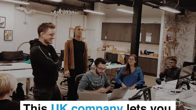 This UK company lets you set your own salary
