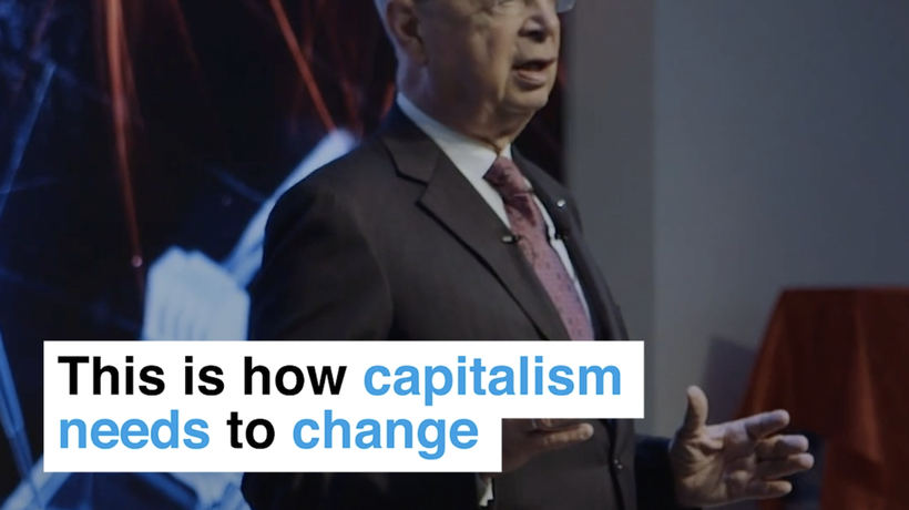 This is what needs to change about capitalism. To improve the state of the world