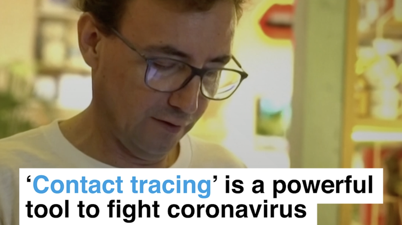 'Contact tracing' is a powerful tool to fight coronavirus
