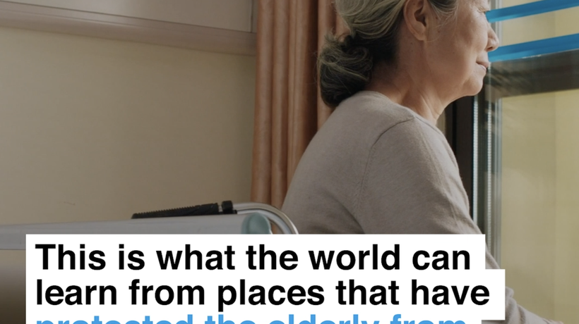 This is what the world can learn from places that have protected the elderly from coronavirus