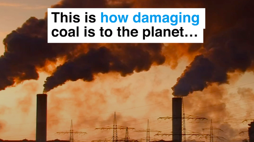 This is how to retire coal plants around the world to avoid climate catastrophe