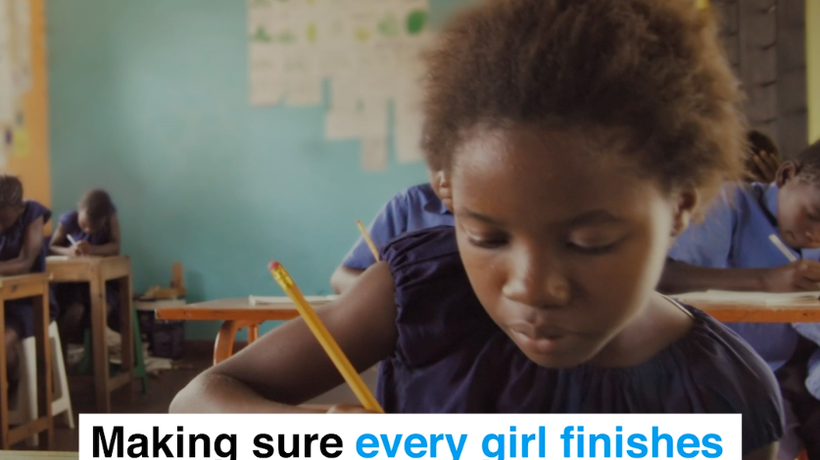 Making sure every girl finishes high school could give emerging economies a huge boost