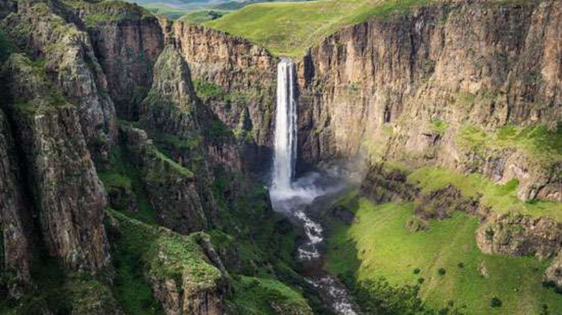 The Top 5 Most Stunning Waterfalls In Africa