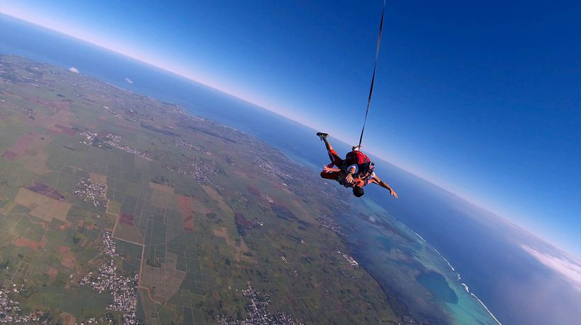 The Top 5 Best Skydiving Locations In Africa