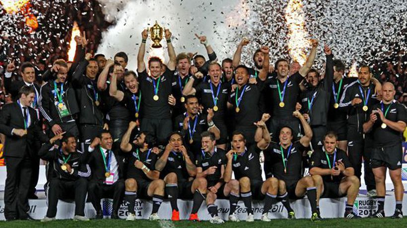 The Top 5 Best Rugby World Cup Finals Ever