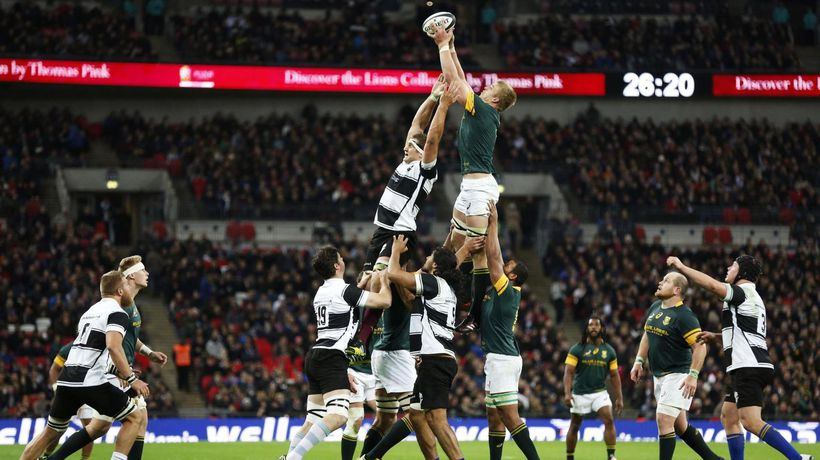 The Top 5 Most Iconic Rugby Captains Of All Time