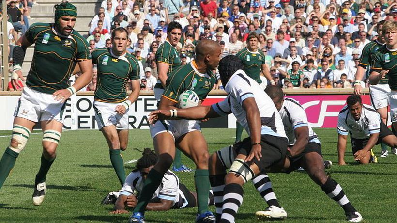 Top 5 Springbok players of all time