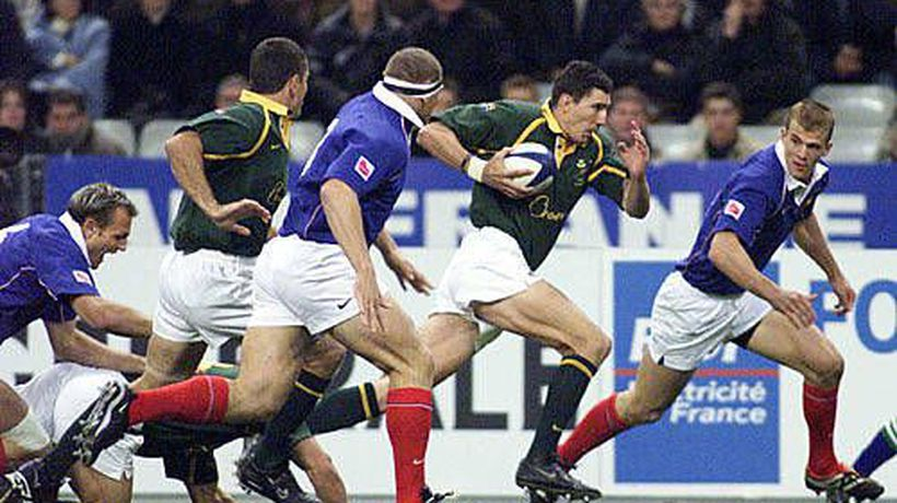 Top 5 Springbok victories of all time