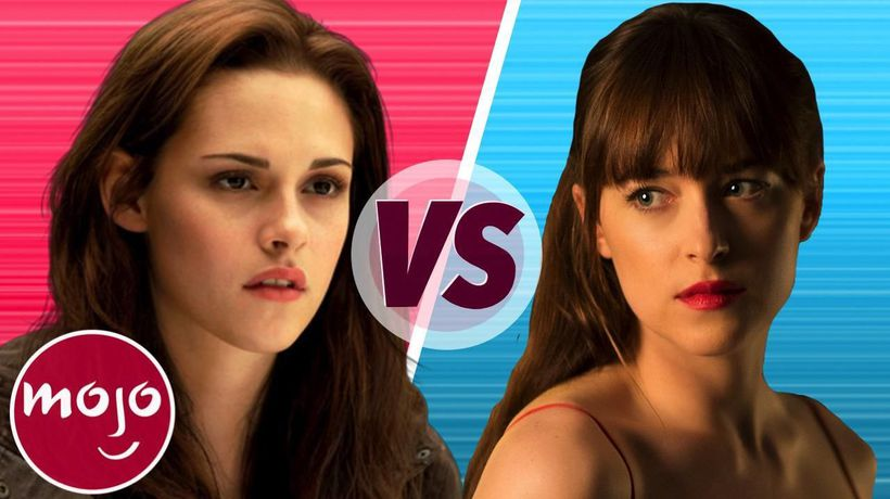 Twilight VS Fifty Shades: Which is Better?