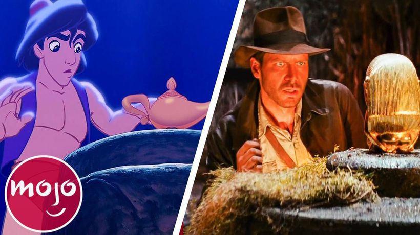 Top 10 Aladdin Easter Eggs You Totally Missed