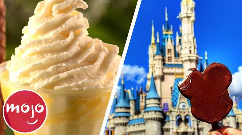 Top 10 Disney Parks Foods You Need To Try At Least Once
