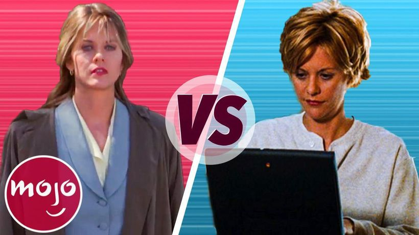 Sleepless In Seattle Vs You've Got Mail