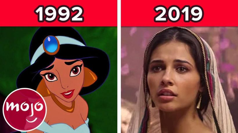 Top 10 Problems that Aladdin (2019) Fixed