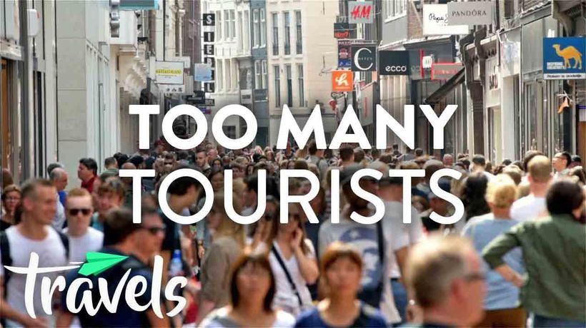 Top 10 Places Ruined by Tourism