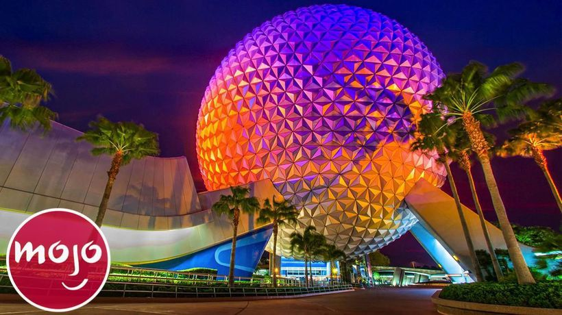 Top 10 Ultimate Epcot Attractions