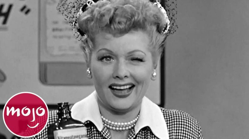 Top 10 Classic I Love Lucy Moments