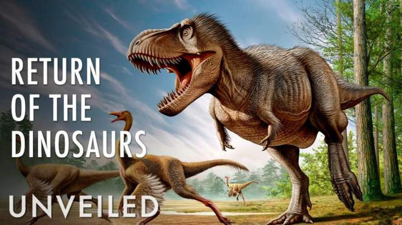 What If The Dinosaurs Were Brought Back To Life? | Unveiled