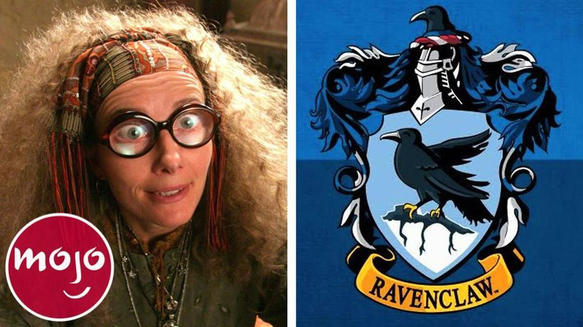 Top 10 Signs You're a Ravenclaw