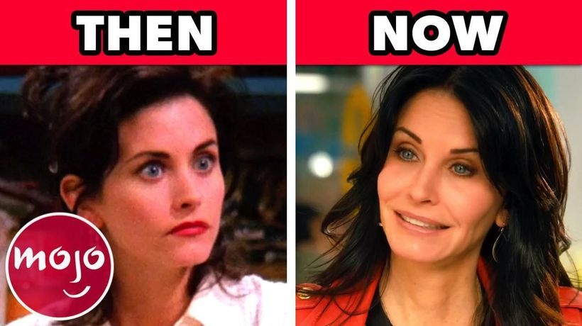 Top 10 Friends Stars: Where Are They Now?