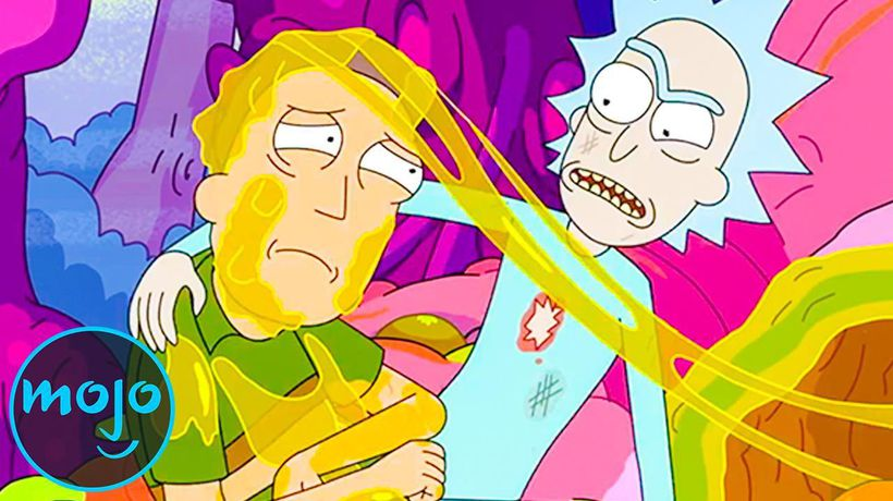 Top 10 Funniest Rick and Morty Running Gags