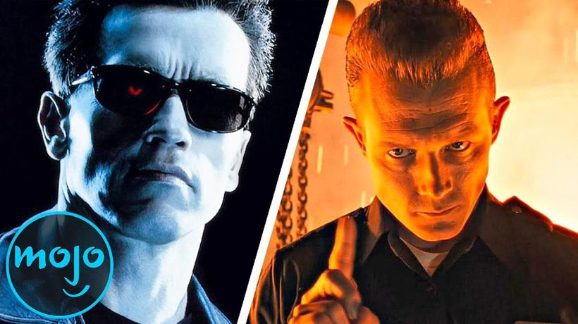 Top 10 Terminators From Each Movie: RANKED!