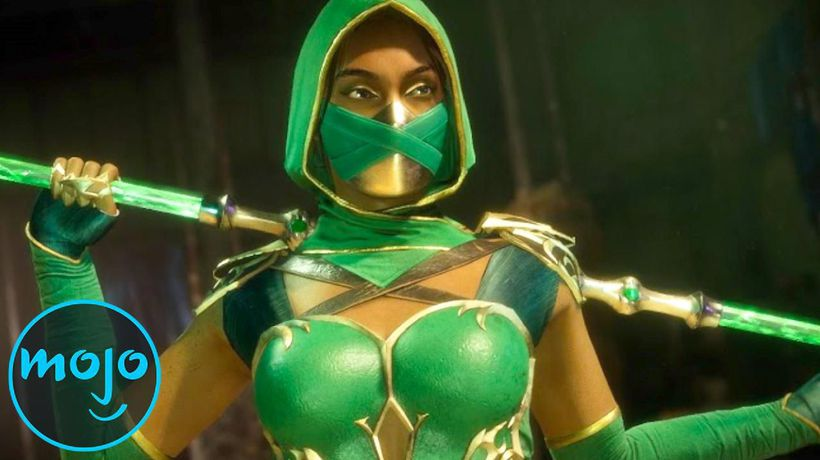 Top 10 Sexiest Video Game Characters of 2019