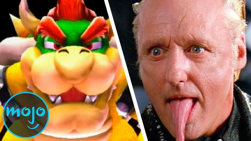 Top 10 Times Actors FAILED Playing Video Game Characters