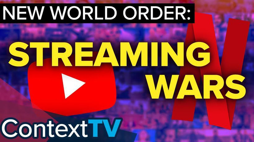 New World Order: Streaming Wars