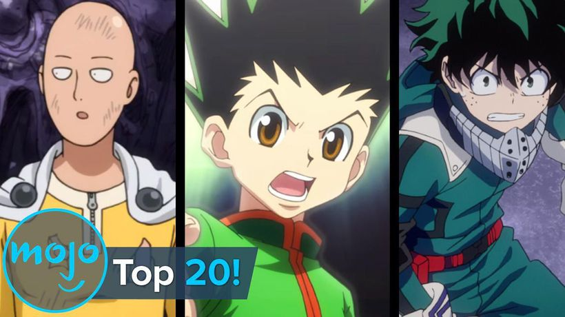 Top 20 Best Anime of the Decade