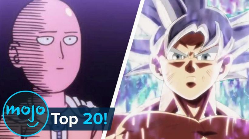 Top 20 Best Anime Moments of the Decade