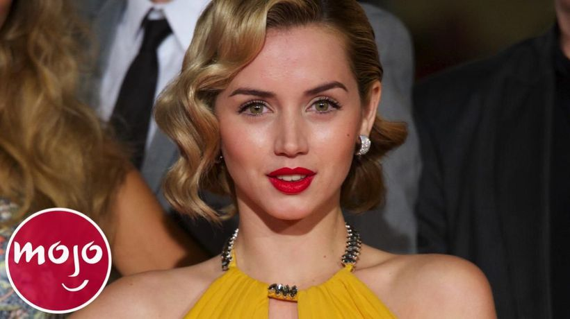 Top 10 Reasons You Should Know Who Ana de Armas Is