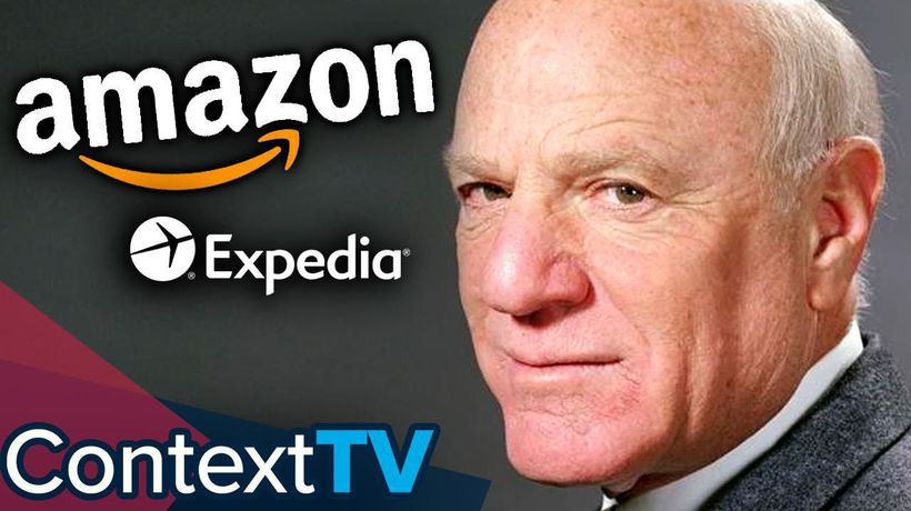 """Barry Diller On Amazon Employees in Seattle: """"All Work and No Life"""""""