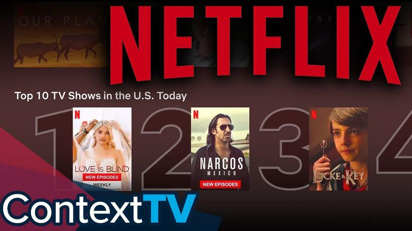 Why Netflix Is Making Top 10 Lists