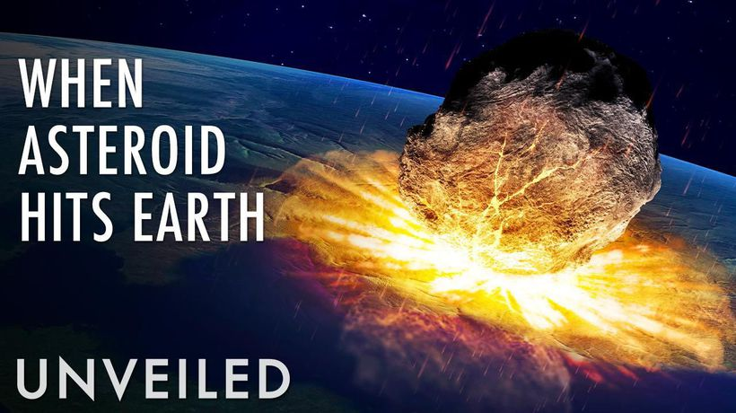 What If An Asteroid Hit Earth?