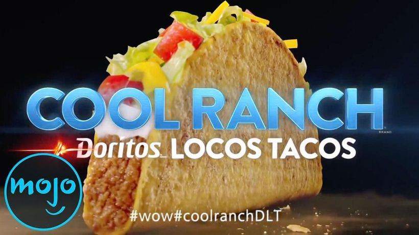 Top 10 Taco Bell Menu Items You Can't Order Anymore