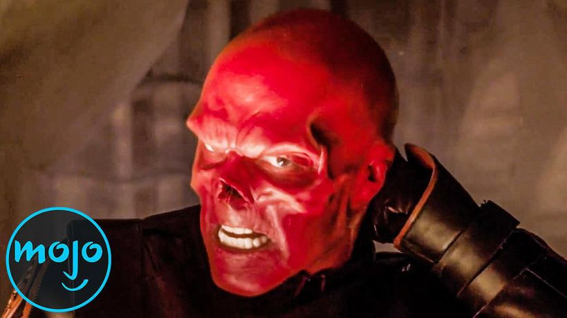 Top 10 Surprising Villain Movie Face Reveals