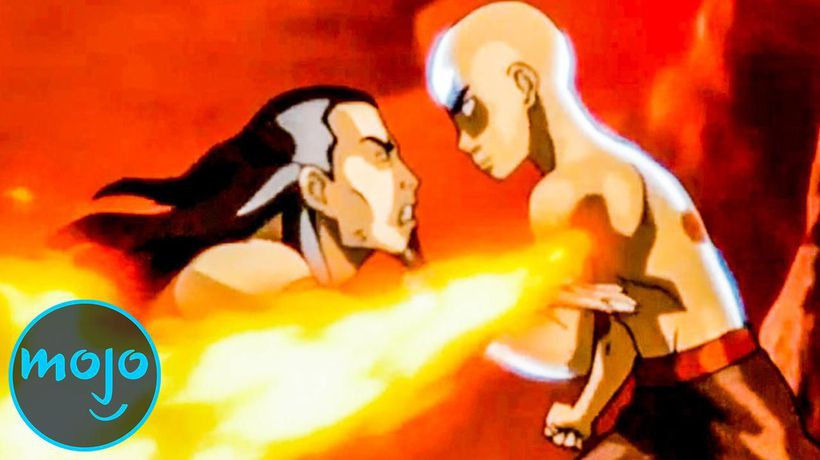 Top 10 Avatar: The Last Airbender Fights