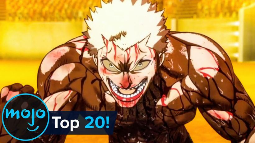 Top 20 R-Rated Anime