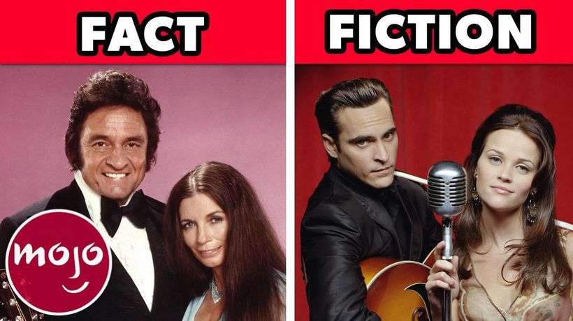 Top 10 Things Walk the Line Got Factually Right & Wrong